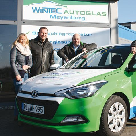 Wintec Autoglas Meyenburg - Standorte - Hemmingstedt