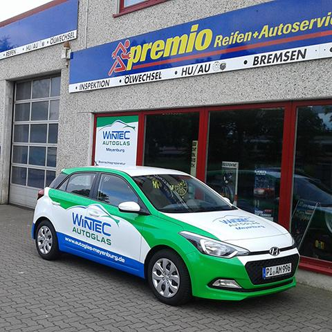 Wintec Autoglas Meyenburg - Standorte - Pinneberg