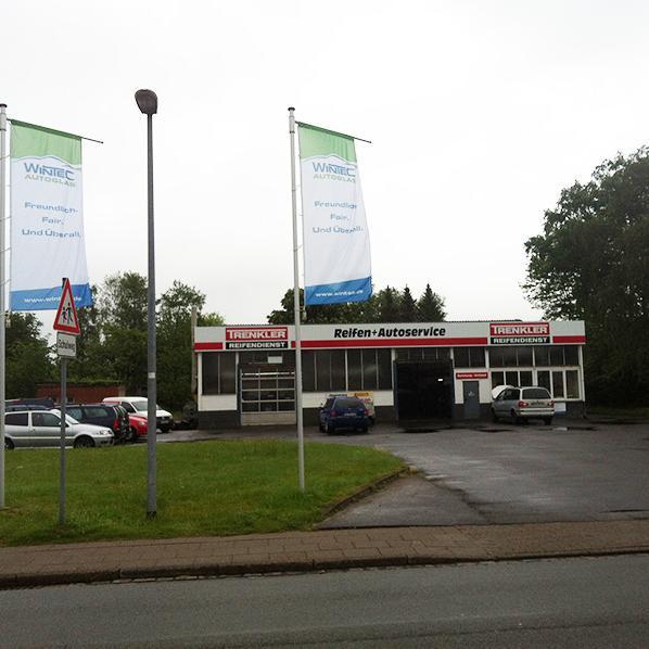 Wintec Autoglas Meyenburg - Standorte - Heide