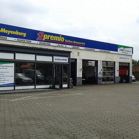 Wintec Autoglas Meyenburg - Standorte - Itzehoe