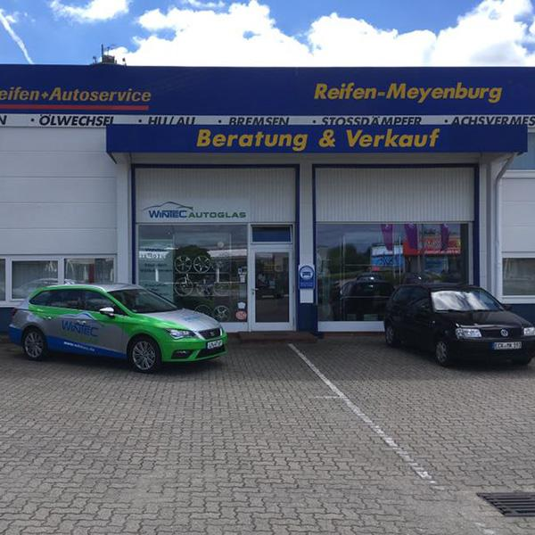 Wintec Autoglas Meyenburg - Standorte - Rendsburg