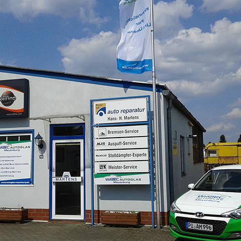 Wintec Autoglas Meyenburg - Standorte - Barmstedt